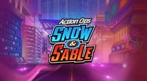 Snow and Sable - New Slot by Microgaming