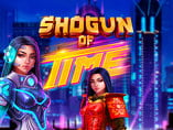 Shogun of Time slot by Just for the Win