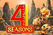 Online Video Slot Machine 4 Seasons Free for PC or Phone exciting game