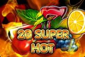 Online Video Slot Machine 20 Super Hot with Bonus Rounds free game