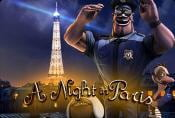 Video Slot Machine Night at Paris - Game Process Review