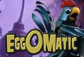 Online Slot Machine EggOmatic with Bonus Games