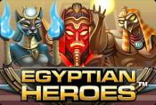 Slot Game Egyptian Heroes Online - Symbols of the Slot