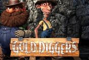 Gold Diggers Slots Game with Bonus Game for Free