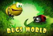 Free Online Bugs World Slot Slots for Free witout Registration