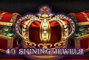 Online Video Slot 40 Shining Jewels Free no Download no Registration