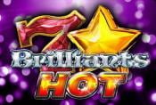 Play Free Online Slot Brilliants Hot With Risk Game