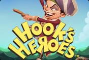 Hooks Heroes Slot with Free Spins - Play Online no Deposit