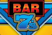 Online Video Slot Bar 7s - Play Without Registration