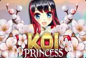 Gambling game Koi Princess - Online Slot Machine Review