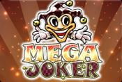 Play Mega Joker Online Slot - Slot Description And Game Rules