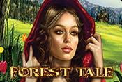 Online Video Slot Machine Forest Tale Welcome Bonus