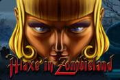 Online Video Slot Alaxe in Zombieland - Play For Free