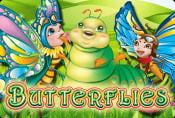 Online Slot Game Butterflies for Real Money