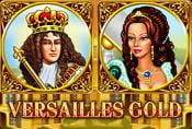 Versailles Gold slot machine online game - Wild and Scatter Symbols