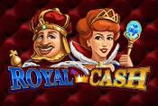 Online Slot Royal Cash  - The Wild Symbol Features in Game