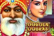 Online Slot Game Golden Cobras Deluxe - Play for Free