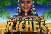Online Slot Ramesses Riches - Review Symbols and Coefficients
