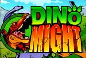 Dino Might Slot Game Online - Play with Wild Symbol