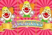 3 Clowns Scratch Slot Online - Play for Free and Read Review
