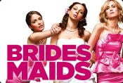 Online Video Game Bridesmaids - Slot Machine with Bonus Game