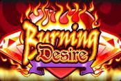 Video Slot Burning Desire - Risk Game with Free Spins