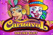 Free Online Slot Machine Carnaval with Bonus Game
