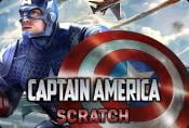Online Slot Machine Captain America Scratch - Play Without Deposit