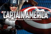 Captain America The First Avenger Slot Machine by Playtech For Free