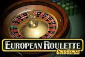 European Roulette Gold Casino Game - Free to Play Online
