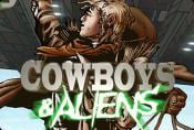 Cowboys and Aliens - Free Slot Machine With Special Symbols