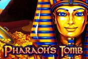 Pharaohs Tomb Slot Game by Greentube - Free to Play