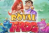 Online Slot Game Royal Frog with Bonus Symbols and Free Spins
