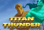 Online Slot Machine Titan Thunder - Symbols and Winnings