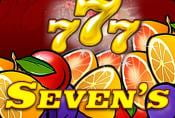 Sevens Slot Machine - Gaming Rules & Risk Game Review