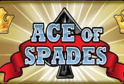 Online Slot Game Ace of Spades with Free Spins
