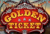 Golden Ticket Online Video Slot Machine - With Bonus For Fun