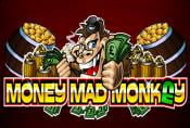 Money Mad Monkey Slot Game by Microgaming with Special Symbols