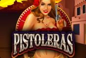 Pistoleras Slot Machine - Play with Risk & Bonus Game Online