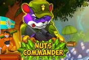 Nuts Commander Slot Game - Play Game with Wild Symbol & Read Review