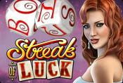 Online Slot Streak of Luck Free Spins Bonus no Deposit