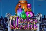 Witches Wealth Slot Game Online with Scatter Symbol - Free to Play