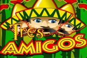 Tres Amigos Slot Machine - Play Online & Read Game Review