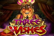 Online Slot Three Wishes with Bonus Round - Play For Free
