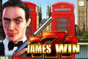 Online Slot Game James Win Play for Free