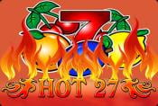 Hot 27 Slot Machine - Game Review and Free to Play Online