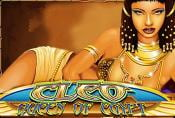 Cleo Queen of Egypt Slot Machine - Game Review by Amaya Gaming