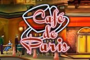 Video Slot Machine Cafe De Paris - Bonus Options on the Game