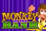 Monkey In The Bank Slot Machine Online with Wilds and Scatters Symbols