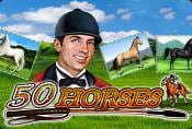 Free Online Slot 50 Horses with Bonus Rounds